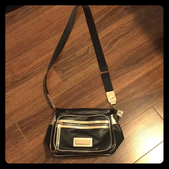 Versace parfums crossbody bag!